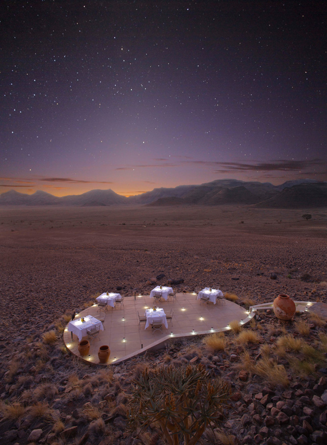 Best Destinations for Stargazing - Luxury Namibia Travel - Ker Downey