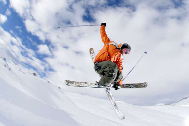 Top Skiing Destinations - Luxury Skiing Holiday - Chile - Ker Downey