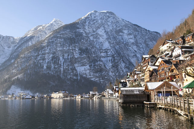 Where to travel in December - Luxury Austria - Ker Downey