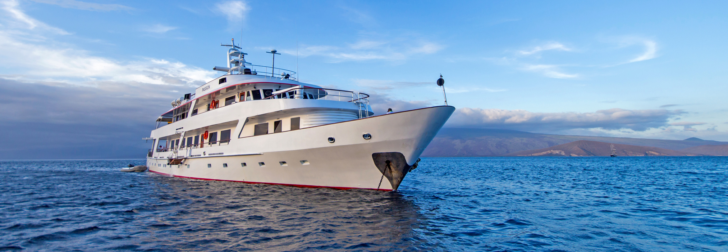 Galapagos Passion – Galapagos Islands Yacht – Ker & Downey