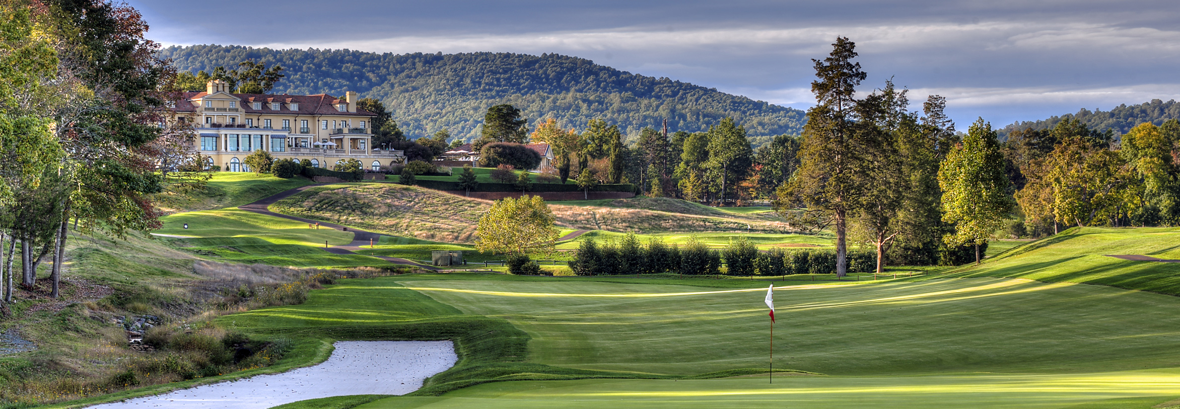 Keswick (VA) United States  city pictures gallery : Destinations United States Virginia Keswick Hall and Golf Club