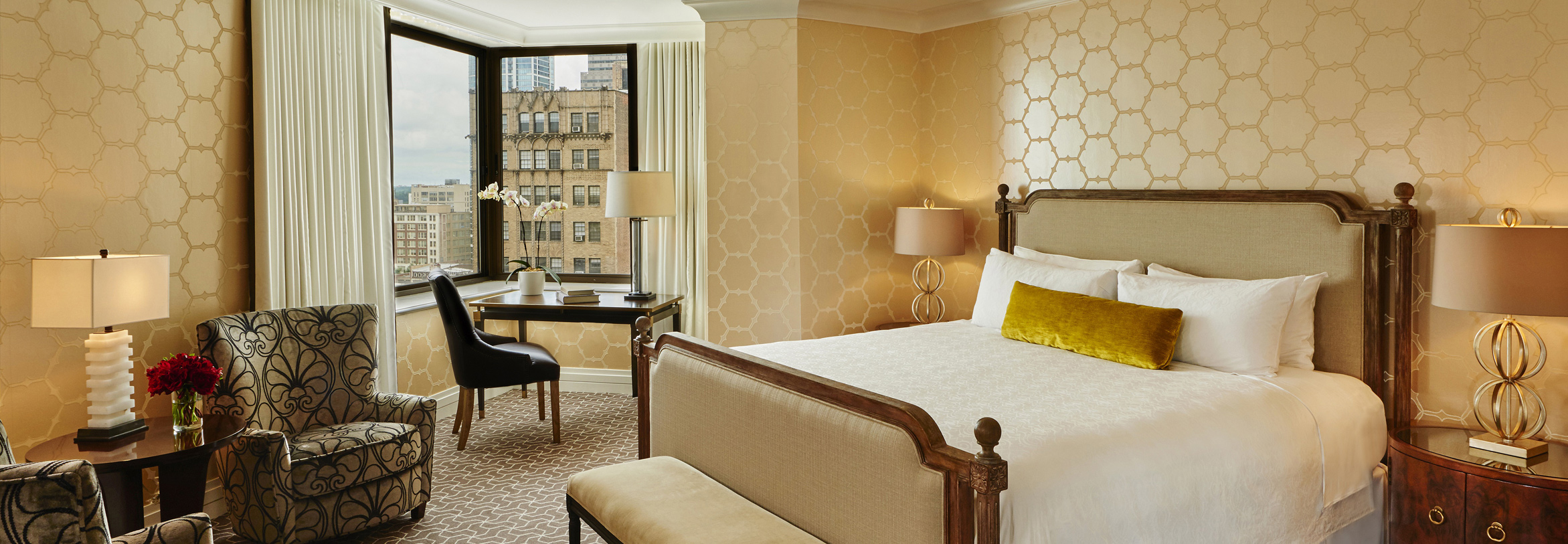 Rittenhouse Hotel - Luxury Philadelphia Holiday - Ker & Downey
