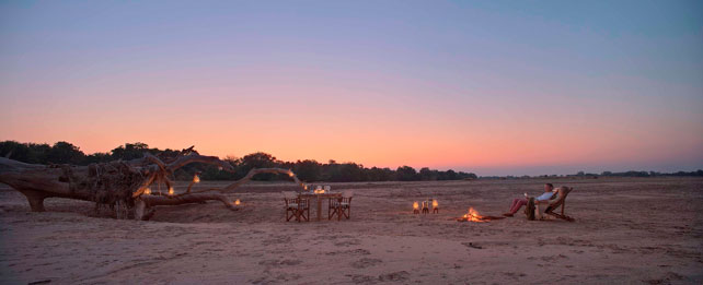 Luxury Zambian Safari - Ker Downey