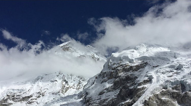 Everest Base Camp, No Longer a Dream
