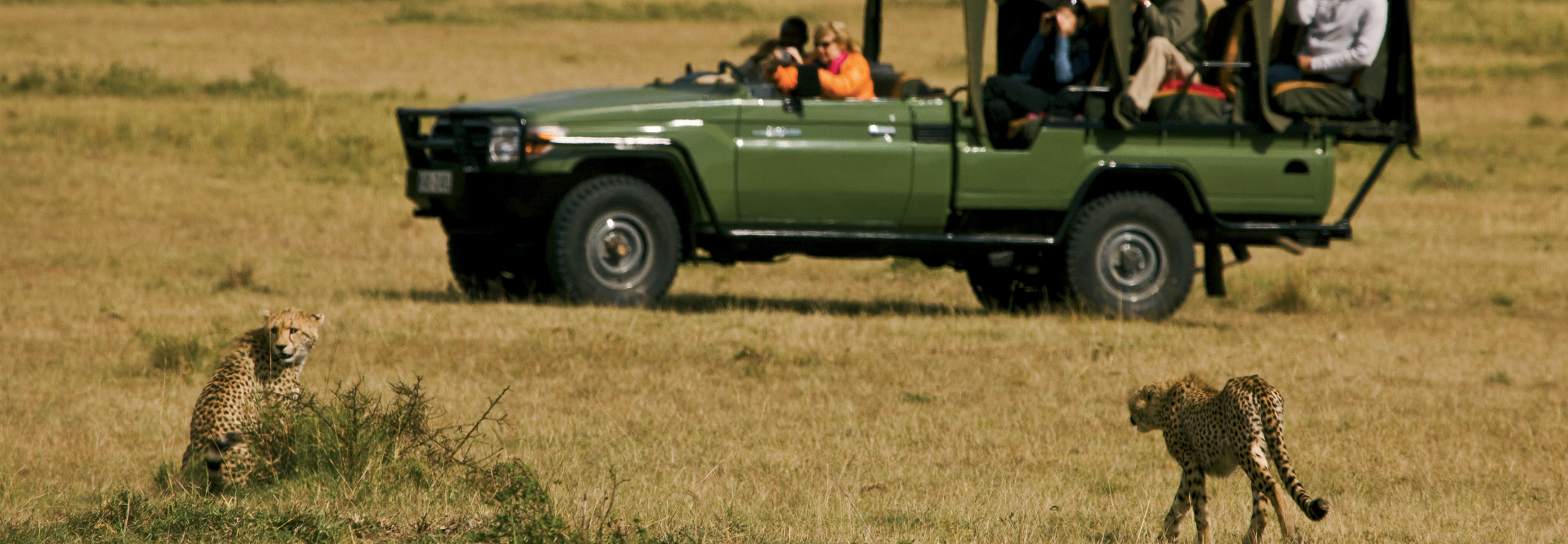 Mara Expedition Camp - Masai Mara Luxury Safari - Ker & Downey