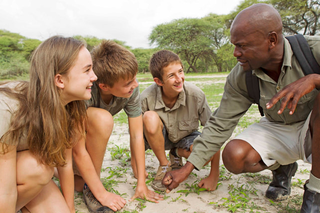 Best Places to Unplug with Family - Luxury Family Travel - Ker Downey - Botswana
