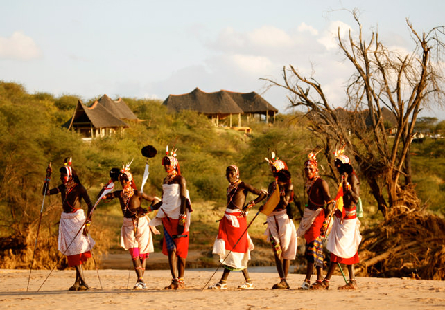 Best Places to Unplug with Family - Luxury Family Travel - Ker Downey - Kenya