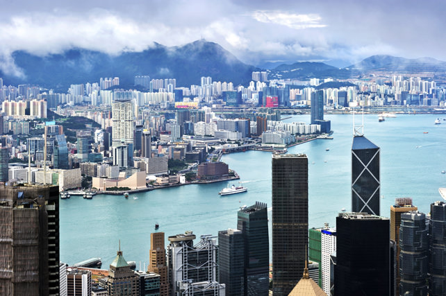 Best Places to travel in April - Luxury Hong Kong Travel - Ker Downey