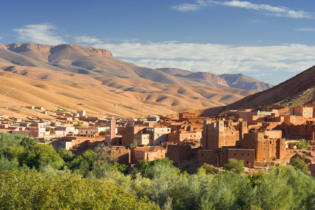 Best Places to travel in April - Luxury Morocco Travel - Ker Downey