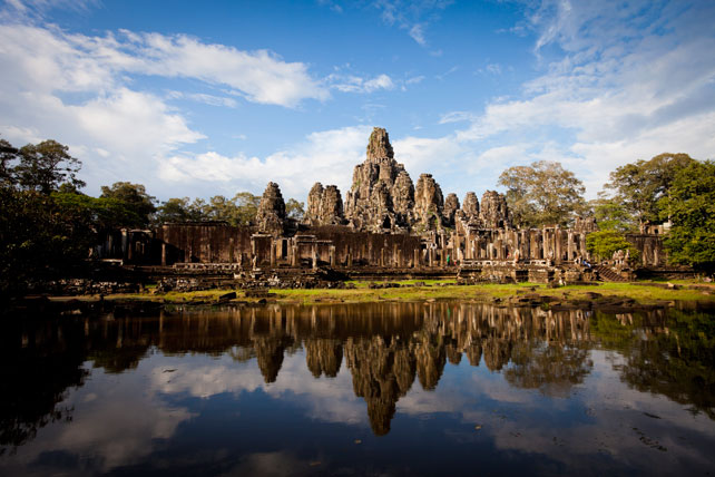 Best Places to Travel in October - Luxury Cambodia Travel - Ker Downey