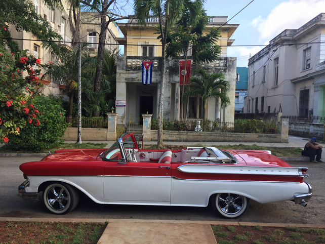 Exploring the Real Cuba with Ker & Downey