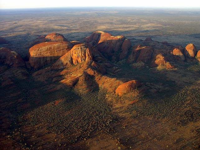 Luxury Australia Travel - Olgas - Ker Downey