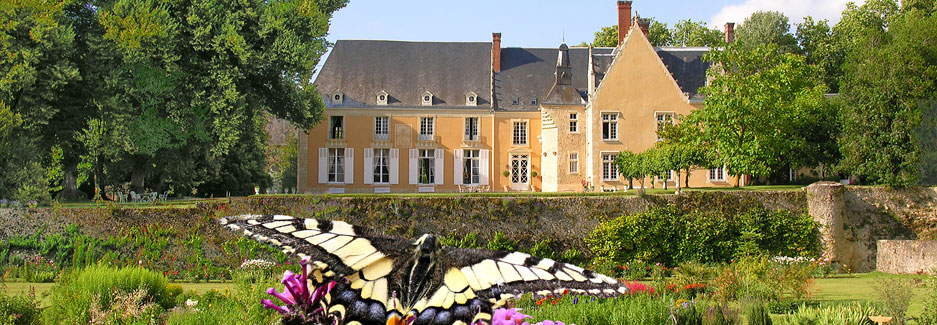Chateau de la Barre - Luxury France Hotel with Ker & Downey