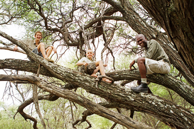 Luxury Travel to Botswana - Young Explorers - Ker Downey
