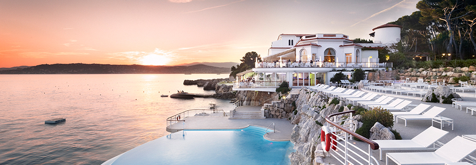 Hotel Du Cap-Eden-Roc - Luxury France Europe Hotel with Ker & Downey