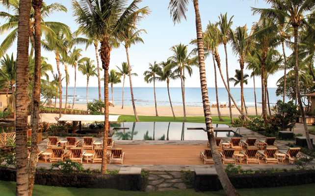 Luxury Babymoon - Hawaii Travel - Ker Downey