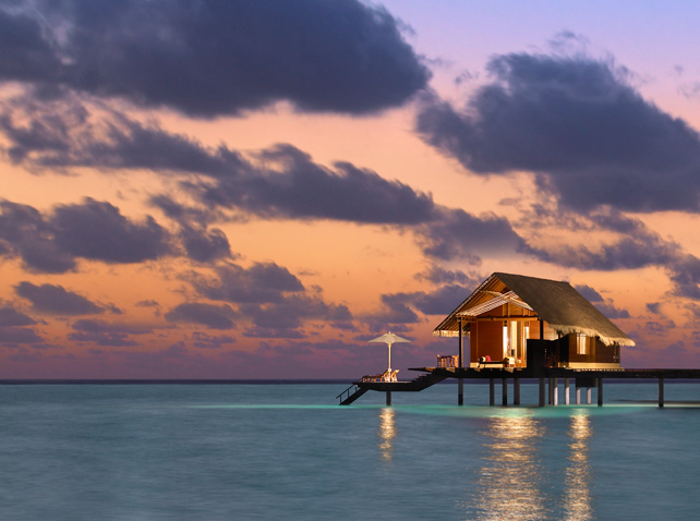 Luxury Babymoon - Maldives Travel - Ker Downey