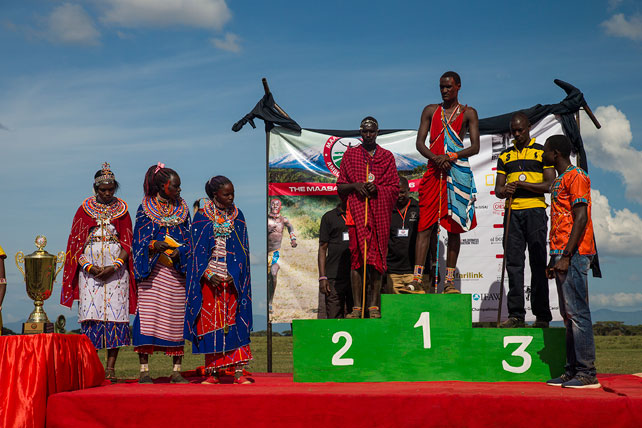 Maasai Olympics - Luxury Kenya Safari - Ker Downey