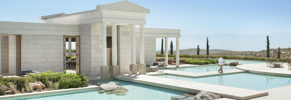 Amanzoe - Luxury Greece Hotel Holiday - Ker & Downey