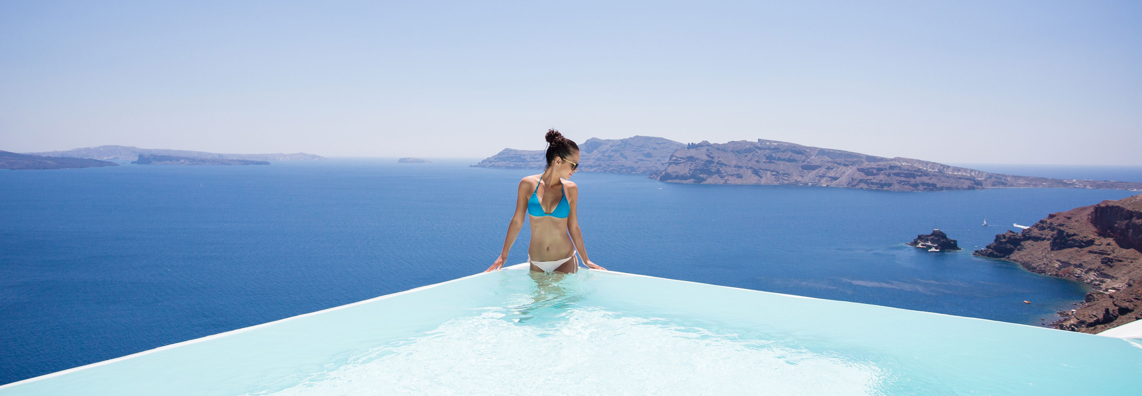 Canaves Oia Suites - Luxury Santorini Greece Hotel - Ker & Downey