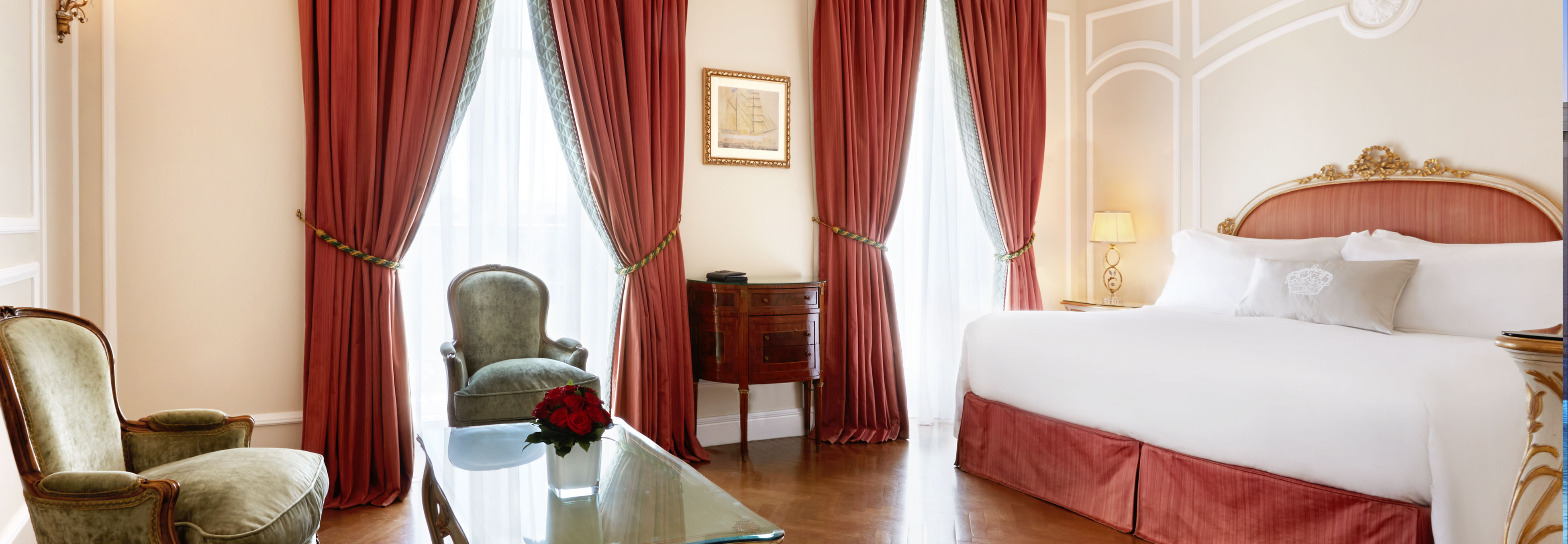 Bad King George Hotel - Luxury Greece Holiday - Ker & Downey
