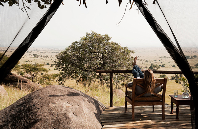 Classic Tented Camps - Luxury Tanzania Safari - Ker Downey