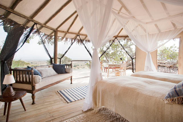 Three Classic Tented Camps in Tanzania