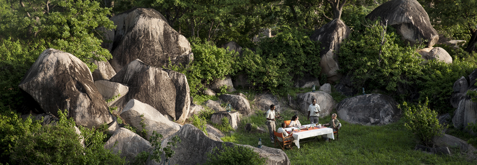 Jabali Ridge - Luxury Safari Lodge in Tanzania - Ruaha - Ker & Downey