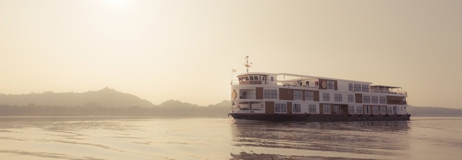 Strand Cruise - Luxury Myanmar Cruise - Ker & Downey Tour Operator