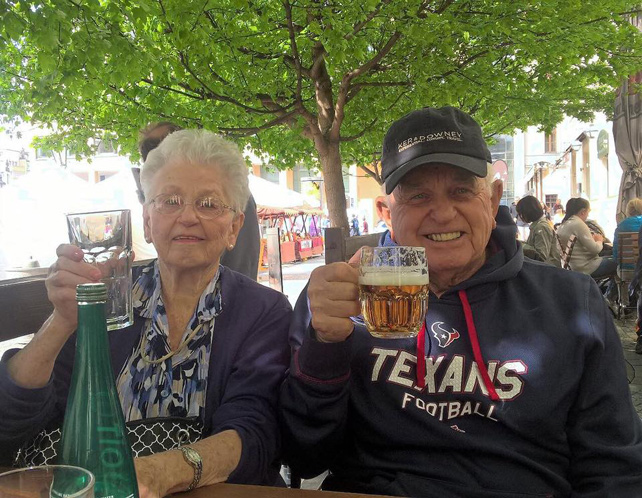 Memaw and James - Luxury Prague Travels - Ker Downey