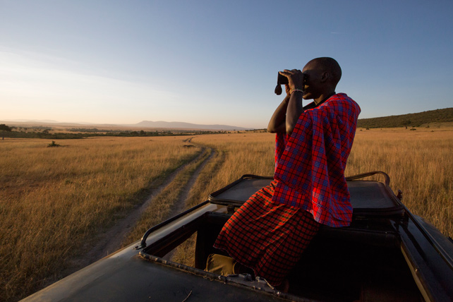 The Safari Collection - Sala's Camp - Luxury Kenya Safari - Ker Downey
