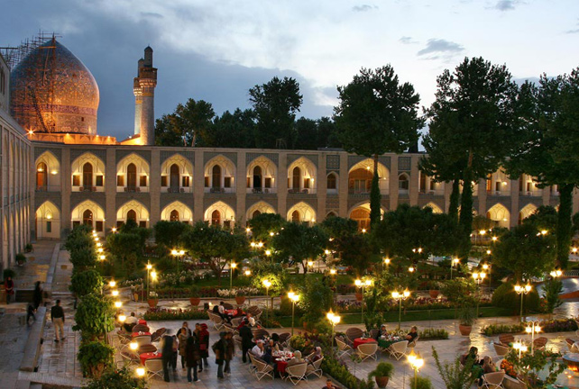 Luxury Iran Travel Guide - Abbasi - Ker Downey