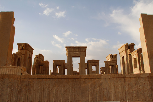 Luxury Iran Travel Guide - Persepolis - Ker Downey