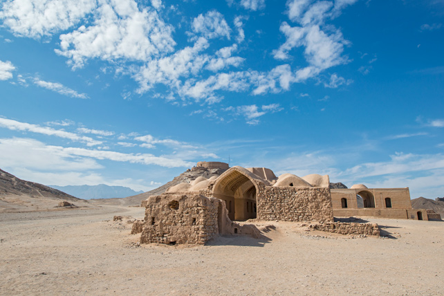 Luxury Iran Travel Guide - Yazd - Ker Downey