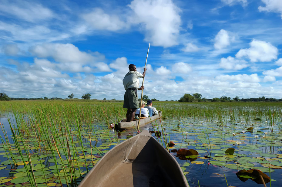 Safaris around the World - Luxury Safaris - Ker Downey - Safari in Botswana