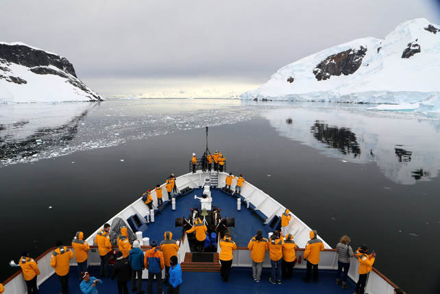 A Photo Essay of Steve's Journey to Antarctica