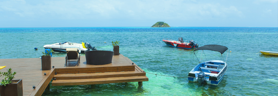 Deep Blue on the Caribbean Coast - Ker & Downey Luxury Travel in Colombia