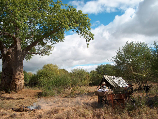 Our Top 5 Fly Camping Experiences in Africa