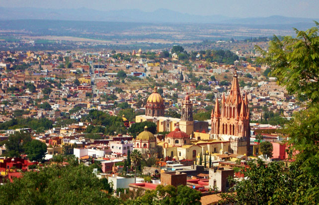 5 Things to Do in San Miguel de Allende