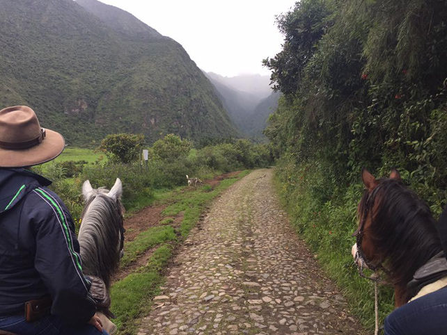 Top Ecuador Adventures - Luxury Travel - Hacienda Zuleta - Ker Downey