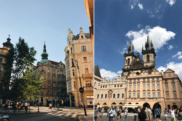 Things to do in Prague - Luxury Travel - Old Town - Ker Downey