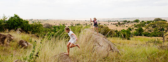 Family Safaris with Ker & Downey - Small Family or Multigenerational Safari