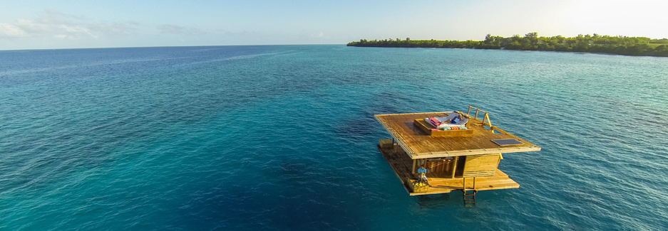 The Manta Resort - Luxury Boutique Hotel on Pemba, Tanzania - Ker & Downey
