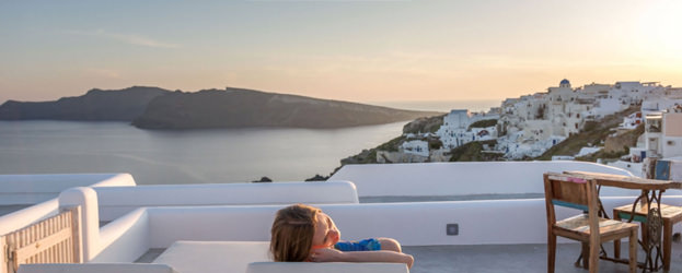 Most Luxurious Beach Villas - Andronis Luxury Suites - Luxury Greece Travel - Ker Downey