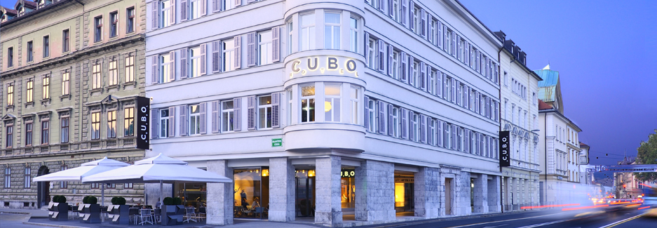 Hotel Cubo - Luxury Ljubljana Hotel with Ker & Downey Tour Operator