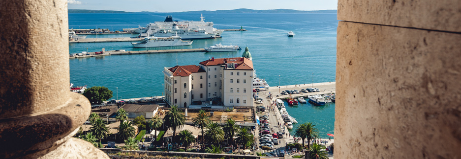 Split - Luxury Croatia Travel with Ker & Downey Tour Operator