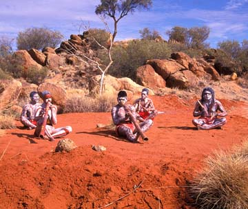 Alice Springs Corroboree